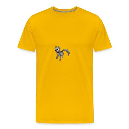 Wolfey - Men's Premium T-Shirt