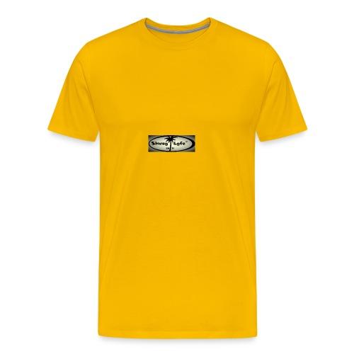 Shway Lyfe Logo - Men's Premium T-Shirt