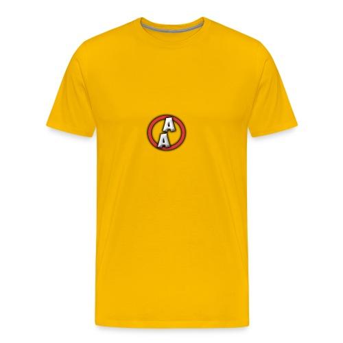 AAsquad Gaming Logo - Men's Premium T-Shirt