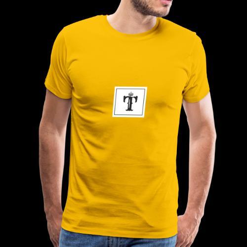 KING TARUN CROWN MERCH - Men's Premium T-Shirt