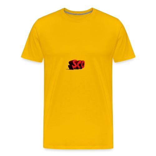 Scoo - Men's Premium T-Shirt