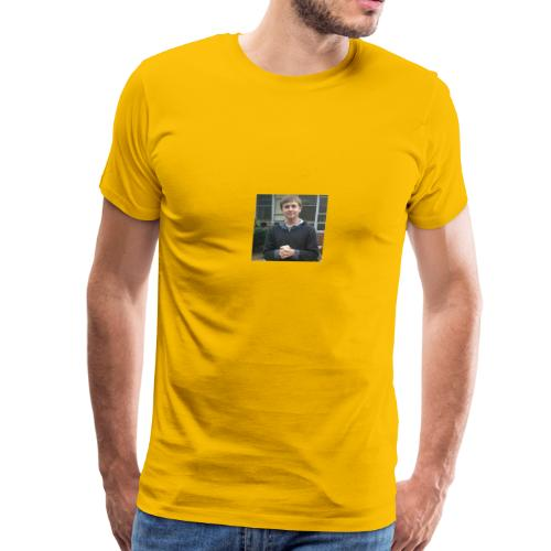 I WANT TO MAKE LOVE TO THIS BOWL CUT - Men's Premium T-Shirt