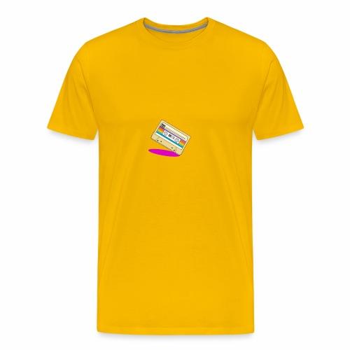 Cassette classic - Men's Premium T-Shirt