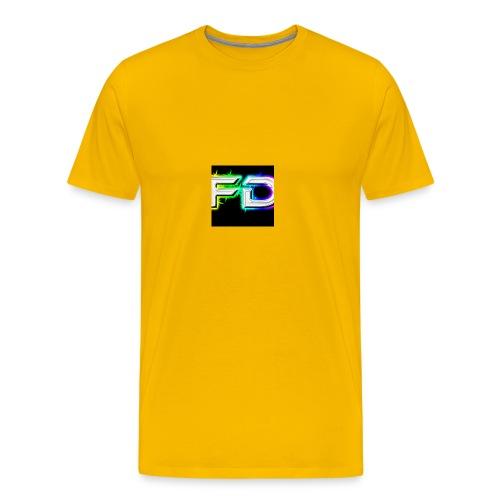 Fares destroyer official merchandise - Men's Premium T-Shirt