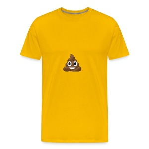 Poop clothing/mugs/phone cases. - Men's Premium T-Shirt