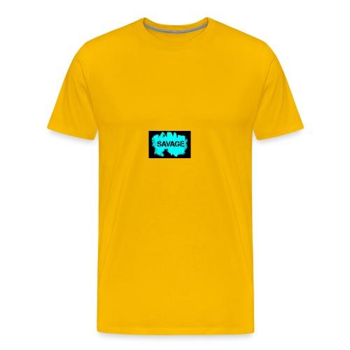 Savage t-shirt - Men's Premium T-Shirt