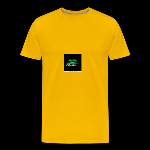 ZIG ZAG)& MURCH #1 - Men's Premium T-Shirt