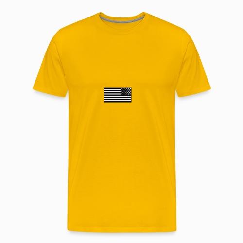 reverseflag - Men's Premium T-Shirt
