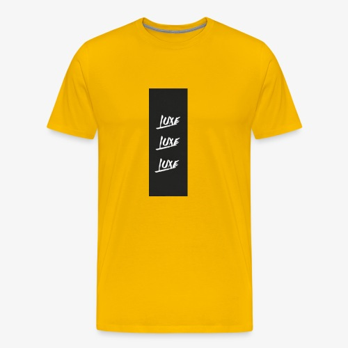 Tri-Luxe - Men's Premium T-Shirt