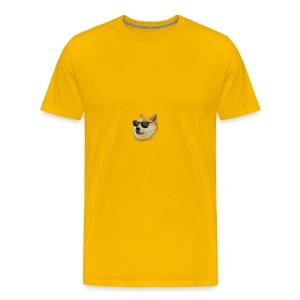 Small Doge - Men's Premium T-Shirt
