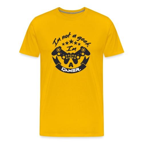 Design Gamer 2 - Men's Premium T-Shirt