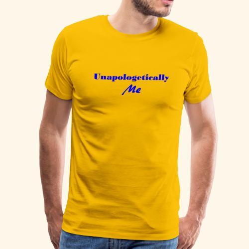 UnapologeticallyMe Blue - Men's Premium T-Shirt