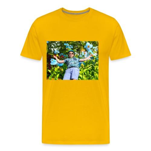 #banger - Men's Premium T-Shirt