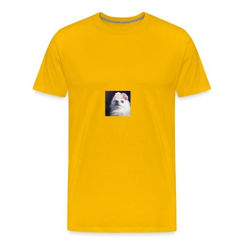 Doggo :3 - Men's Premium T-Shirt