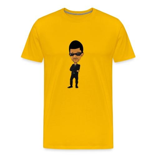 classic man - Men's Premium T-Shirt
