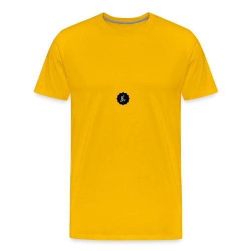 LH first - Men's Premium T-Shirt