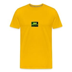 MWV vlogs - Men's Premium T-Shirt