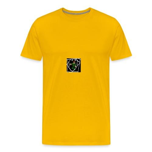 Inked5bb22bf05d4e59faf3ec867d9d69f4a7 LI - Men's Premium T-Shirt
