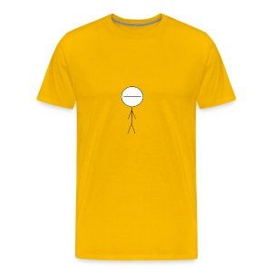 Stickman Joe - Men's Premium T-Shirt
