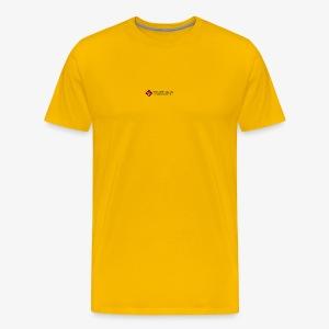 logo dark - Men's Premium T-Shirt