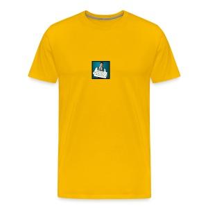 Salman khan shayri photo - Men's Premium T-Shirt