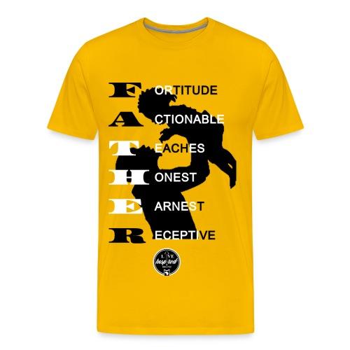 The Father - Men's Premium T-Shirt