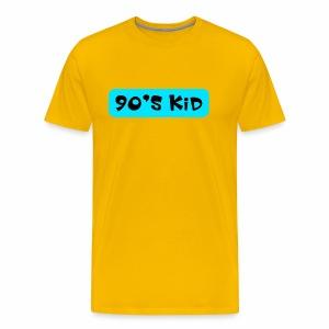 90's KID - Men's Premium T-Shirt
