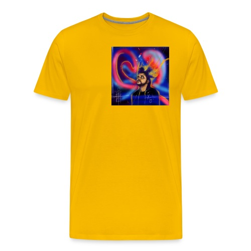 Everything better on the Weeknd - Men's Premium T-Shirt