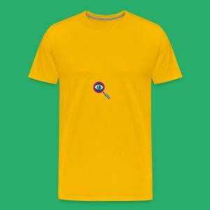 Vlogggggggggeeerrr - Men's Premium T-Shirt
