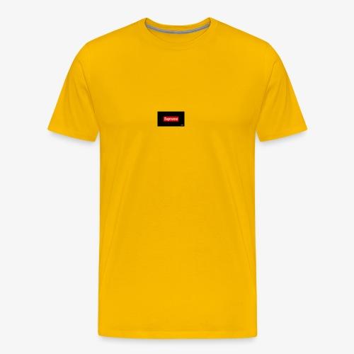 Supreme - Men's Premium T-Shirt