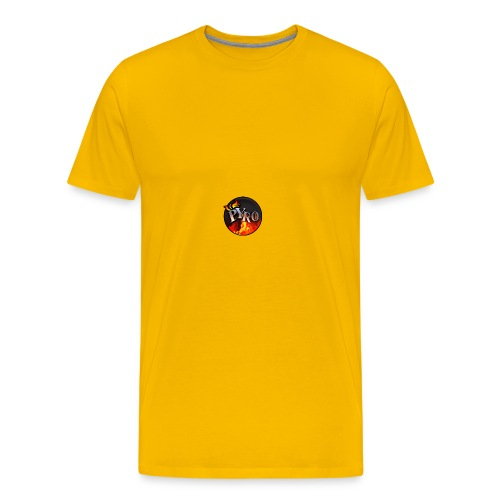 PYRO MERCH - Men's Premium T-Shirt