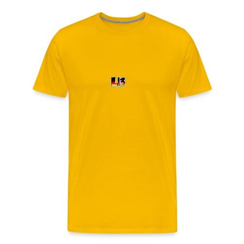 L13 Lava Style - Men's Premium T-Shirt