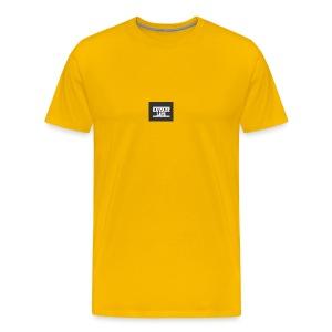 savage hoodie - Men's Premium T-Shirt