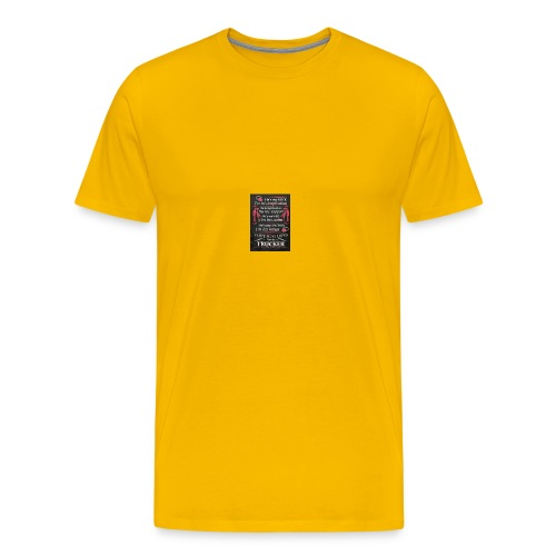 Support - Men's Premium T-Shirt