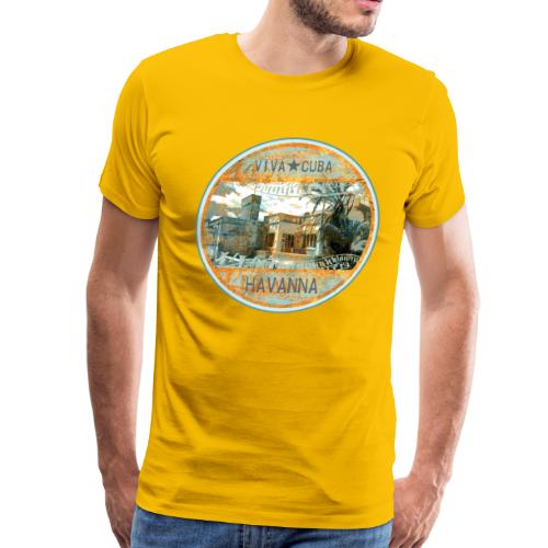 cuba - Men's Premium T-Shirt