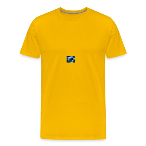 waterfalls - Men's Premium T-Shirt