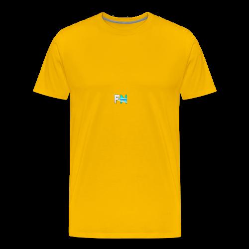 Futuristic Networks - Men's Premium T-Shirt