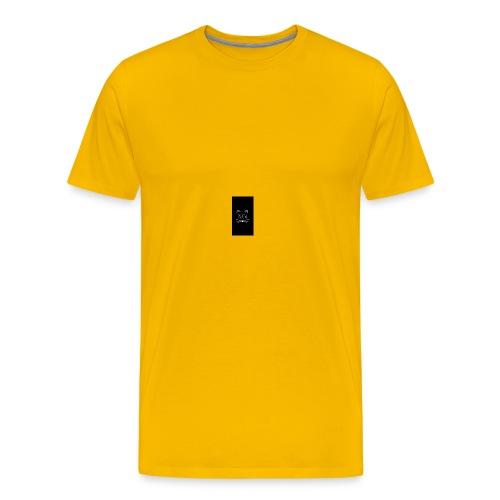 Meow wow - Men's Premium T-Shirt