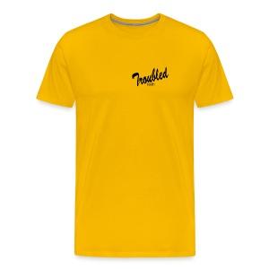 Troubled Youth 1 - Men's Premium T-Shirt