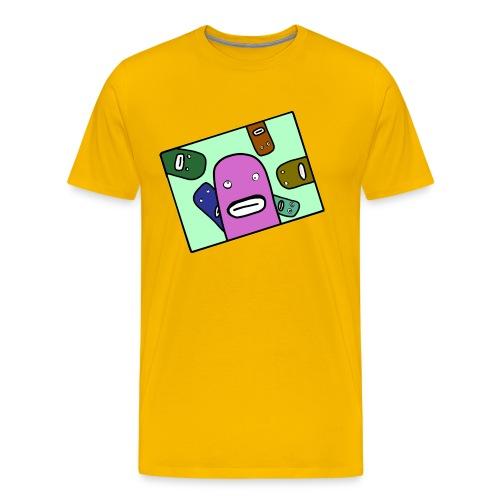 Wat? - Men's Premium T-Shirt