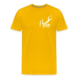 Playera HectorES Logo - Men's Premium T-Shirt
