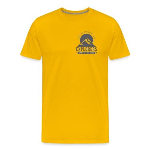 explorer - Men's Premium T-Shirt