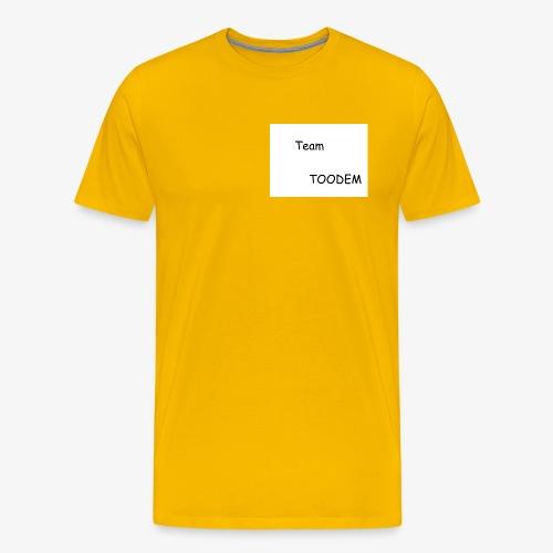 TEAMTOODEM - Men's Premium T-Shirt