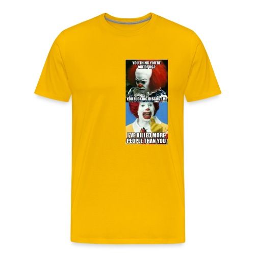 Ati-Macdonald's - Men's Premium T-Shirt