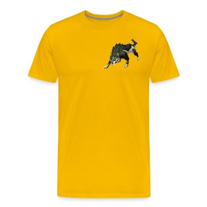 Wolf Promo - Men's Premium T-Shirt