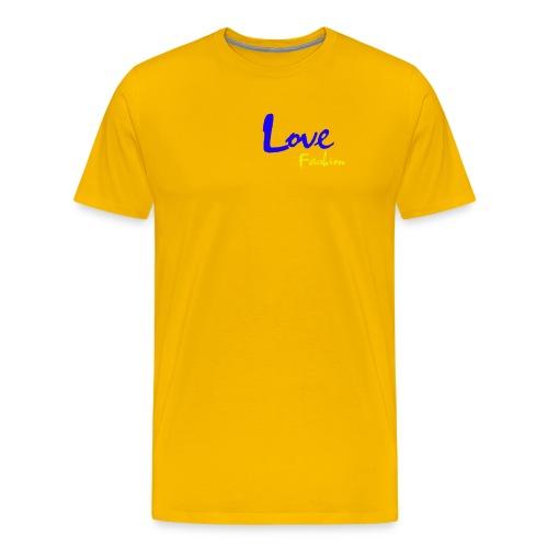 love fashion - Men's Premium T-Shirt
