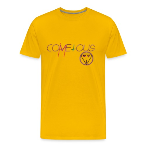 I am covetous, come to us - Men's Premium T-Shirt