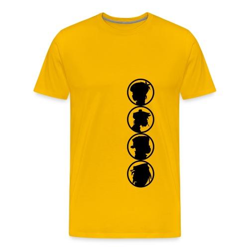 sillhouet - Men's Premium T-Shirt