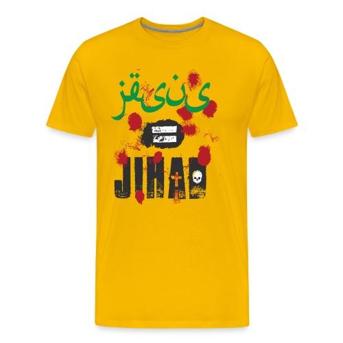 Jesus = jihad - Men's Premium T-Shirt