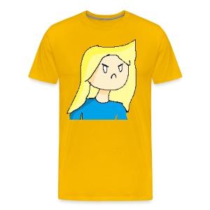 AverageCaitlin - Men's Premium T-Shirt